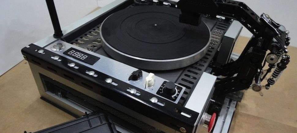 Make Vinyl Record Cutter 85