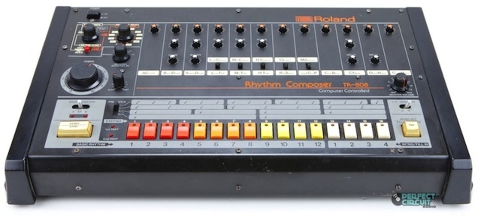roland tease a new 808 drum machine and the internet wept with joy noisey. Black Bedroom Furniture Sets. Home Design Ideas