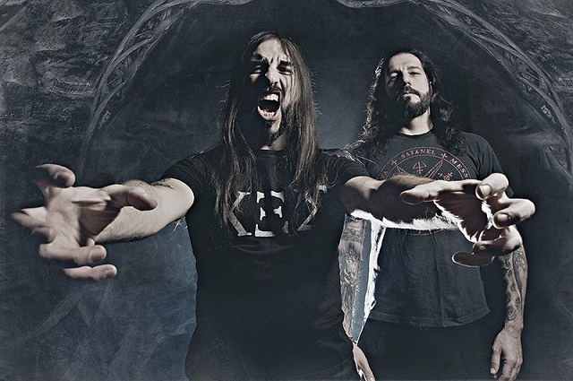 Rotting Christ Image: Rotting Christ Is A Melting Pot Of Hatred And Ill Will