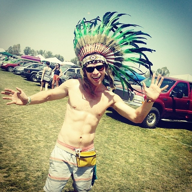 Hippies Playing Indian | Sociology of the Wild 2016